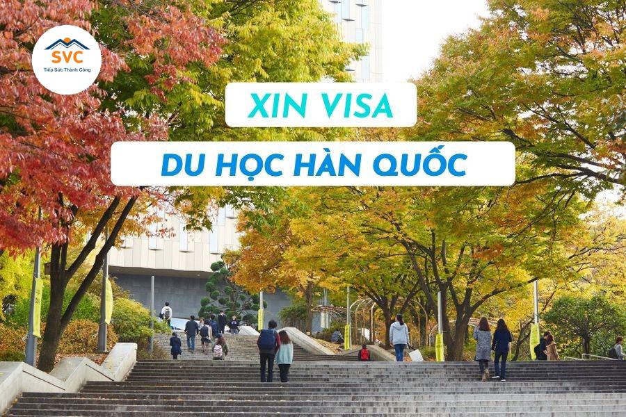 Thủ tục xin visa du học Hàn Quốc luôn gây nhiều khó khăn cho các bạn trẻ